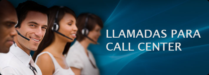 llamadas para call center
